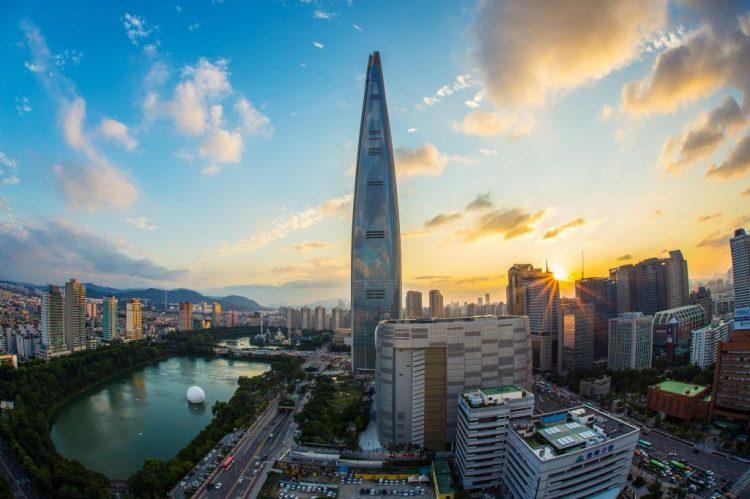 9. Seul, Coreia do Sul - Número de bilionários: 38 - Patrimônio líquido total: US$ 99,9 bilhões | Pixabay