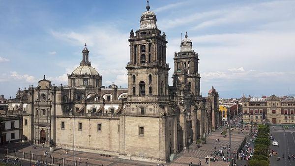 Praça da constituição na Cidade do México | Divulgação