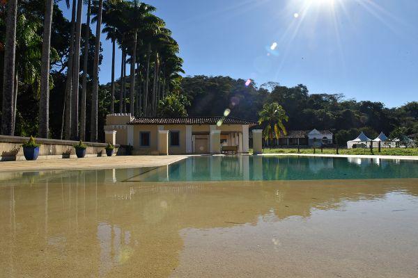 Fazendas históricas atraem turistas   Divulgação