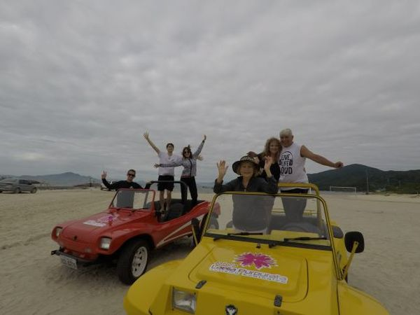 Passeio de buggy | Divulgação