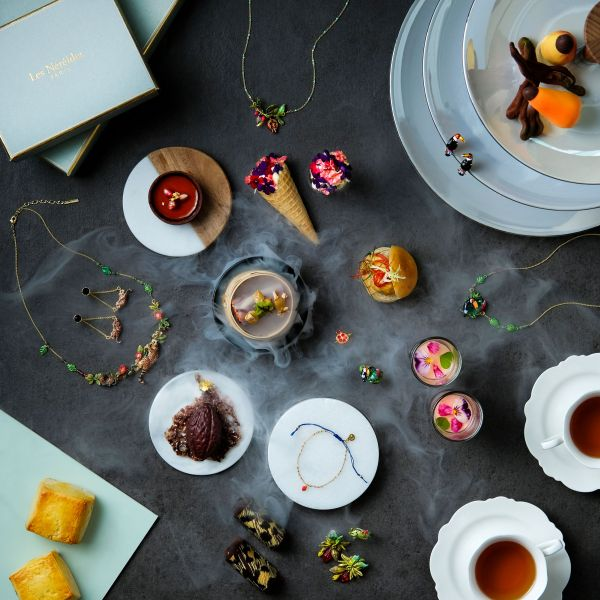 Opção de chá da tarde em Hong Kong | Divulgação