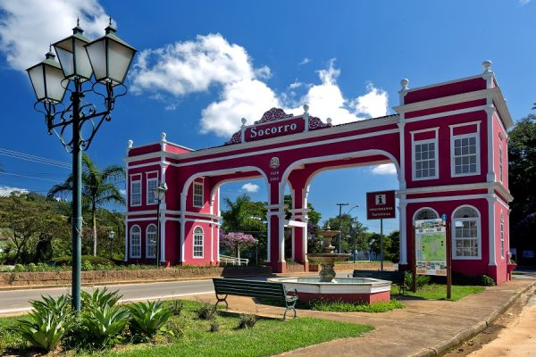 Hotel fazenda ecologico na cidade de Socorro | Divulgação
