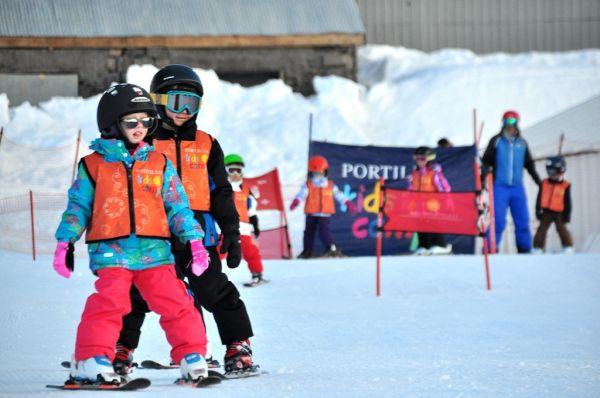 Estação de esqui é opção para toda a família | Divulgação