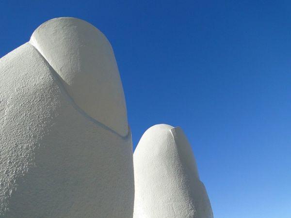 Escultura de Las Manos em Punta del Este | Divulgação