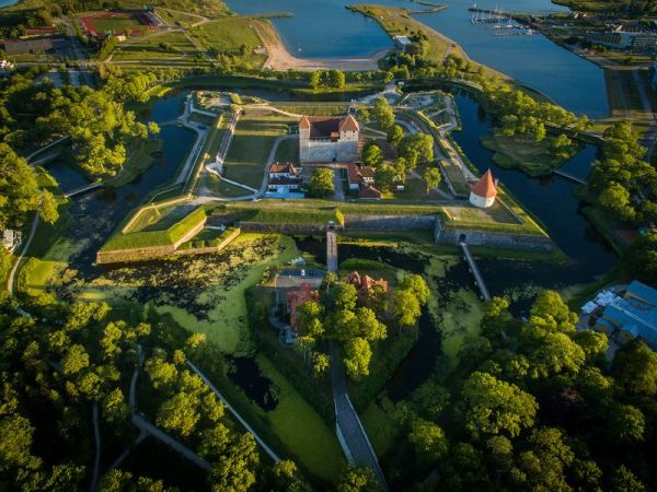 A cidade de Saaremaa, na Estônia é opção de turismo rural | Divulgação