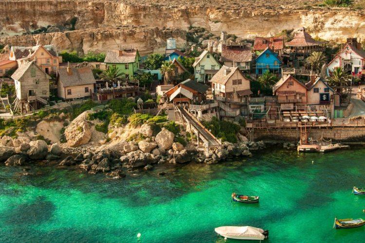 7 - Malta - 91,98%   Pixabay