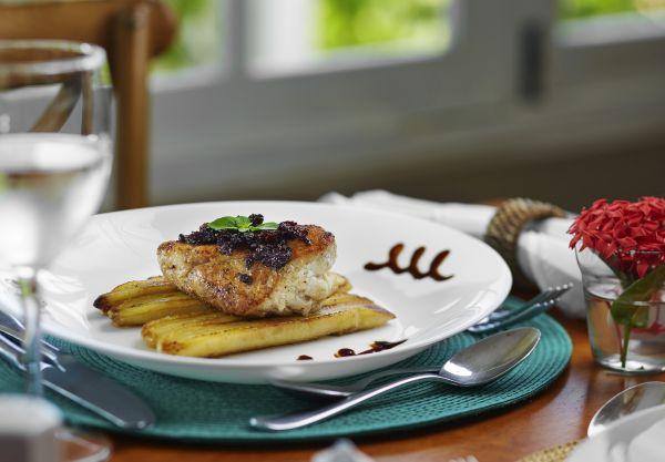 Pratos são servidos com ingredientes típicos da região | Divulgação
