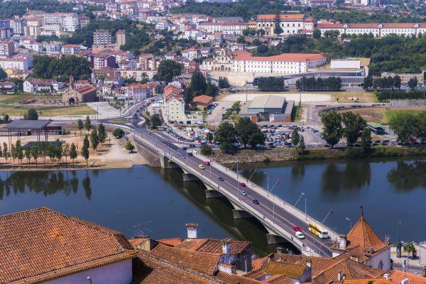 Vista da cidade de Coimbra | Divulgação