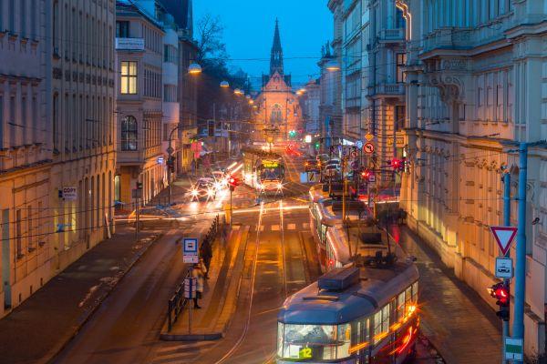 Vista da cidade na República Checa | Divulgação