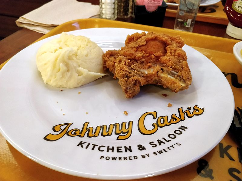Restaurante do Johnny Cash em Nashville