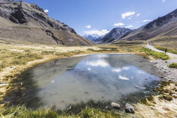 A cidade de Mendoza conta com inúmeras paisagens naturais | Divulgação