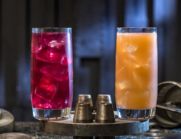Guests will discover innovative and creative drinks from around the galaxy at Star Wars: Galaxy