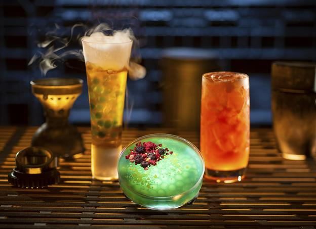 Guests will discover innovative and creative concoctions from around the galaxy at Star Wars: Galaxy