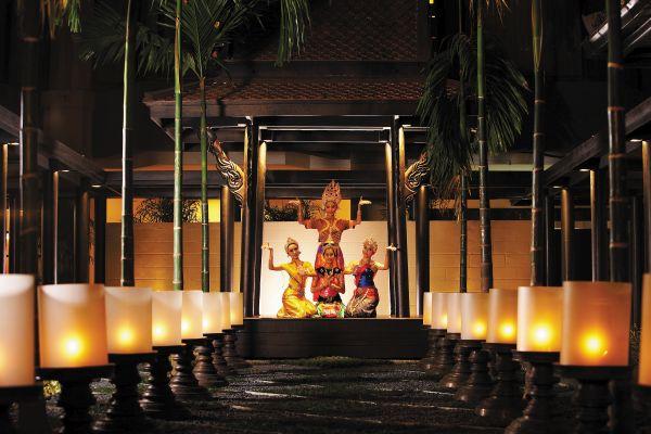 Shangri-La Hotel, em Bangkok | Divulgação