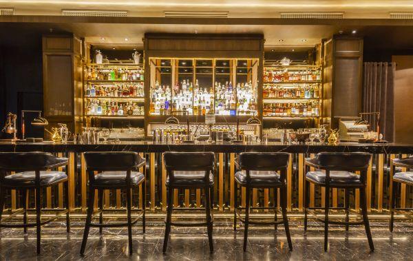 Bar recria atmosfera dos anos de 1920 | Divulgação
