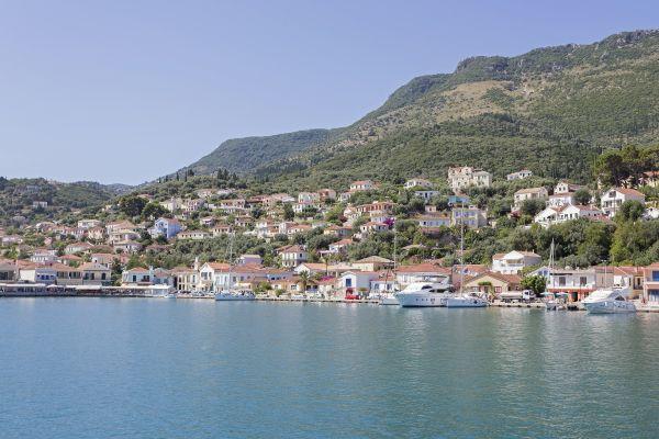 Vista da cidade na Grécia | Divulgação