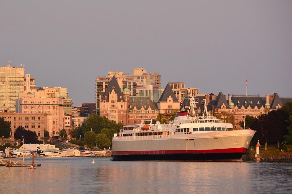 Victoria, no Canadá