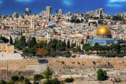 Jerusalém, Israel | Pixabay
