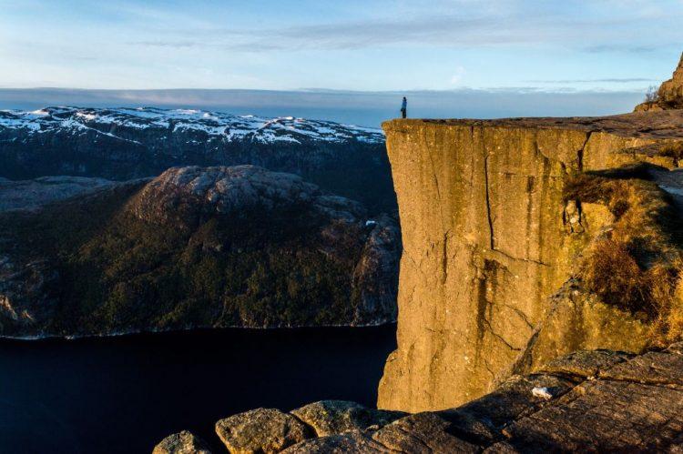 Prekestolen – Noruega | Pixabay