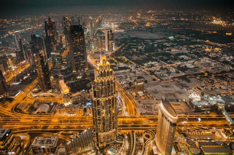 4 – Dubai, Emirados Árabes Unidos - 15,93 milhões | Pixabay