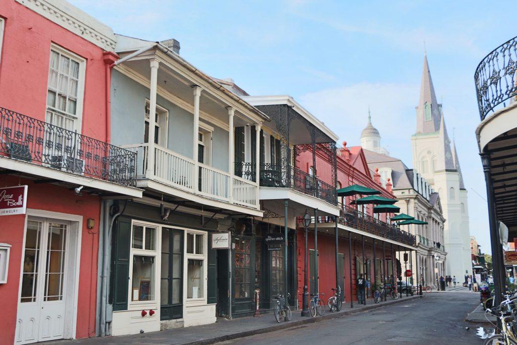 Nova Orleans é uma das opções no país para conhecer | Divulgação