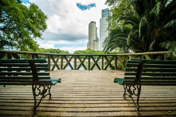 Os parques são opções para todas as famílias | Divulgação