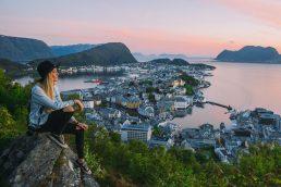 Turismo na Noruega