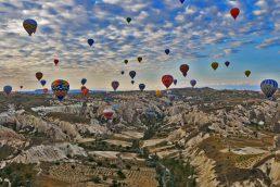 Capadócia, Turquia | Pixabay