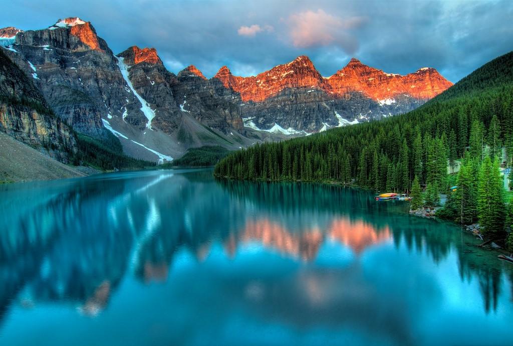 Banff, no Canadá