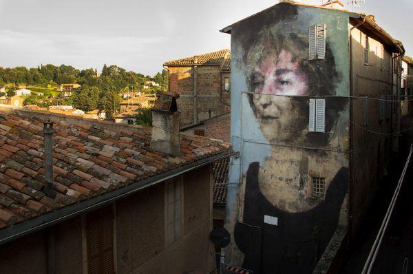 Arte urbana do artista argentino Bosoletti | Divulgação