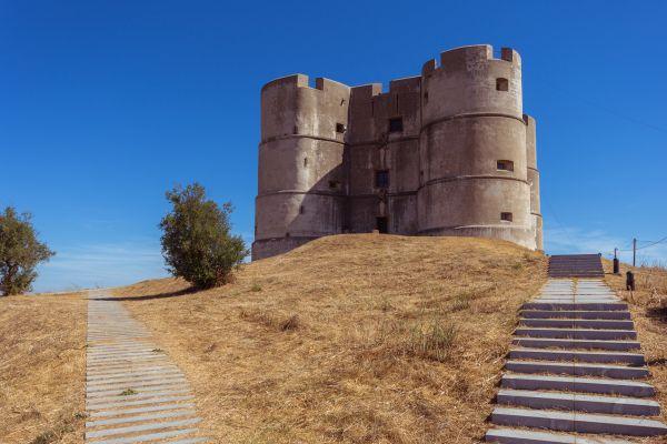 A parte do interior do Alentejo conta com muitos patrimônios da UNESCO | Divulgação