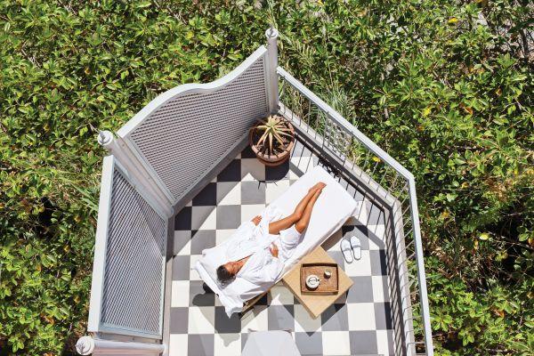 Para quem busca relaxar, a região conta com ótimas opções de Spa | Divulgação