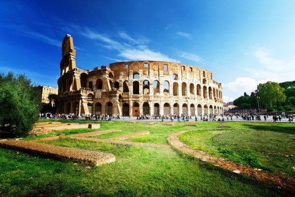 O Coliseu é um dos destinos mais visitados na Itália | Divulgação