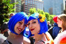 Festa Pride em San Francisco