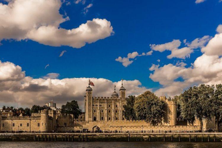 Torre de Londres, Inglaterra | Pixabay