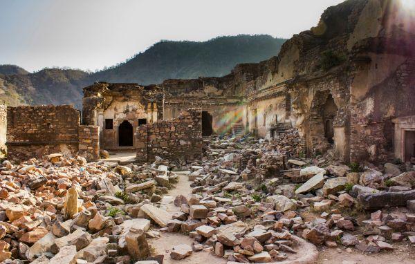 O Bhangarh Fort é o lugar mais assustador da Índia | Divulgação
