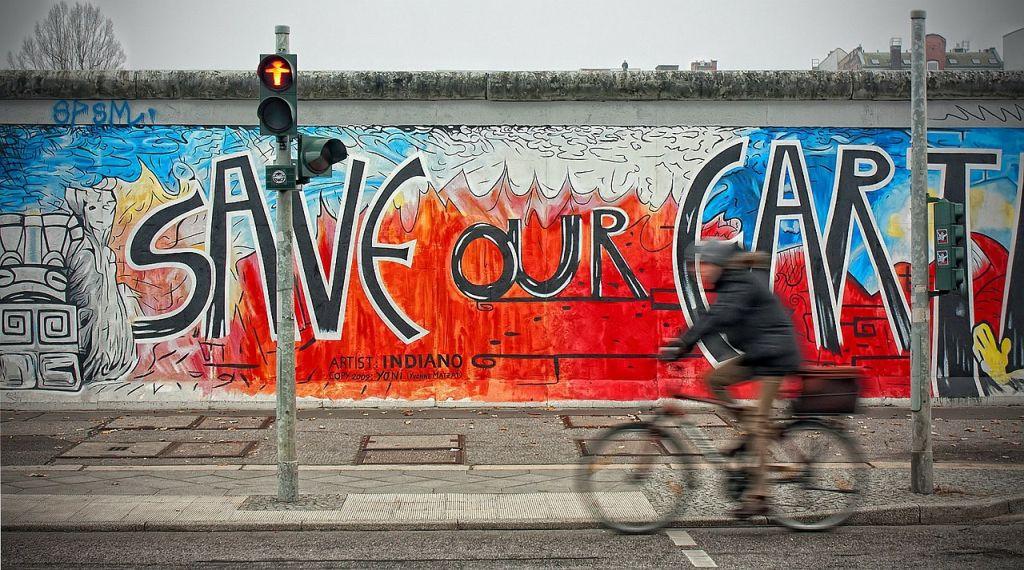 30 anos da queda do muro de Berlim: veja fotos da capital alemã