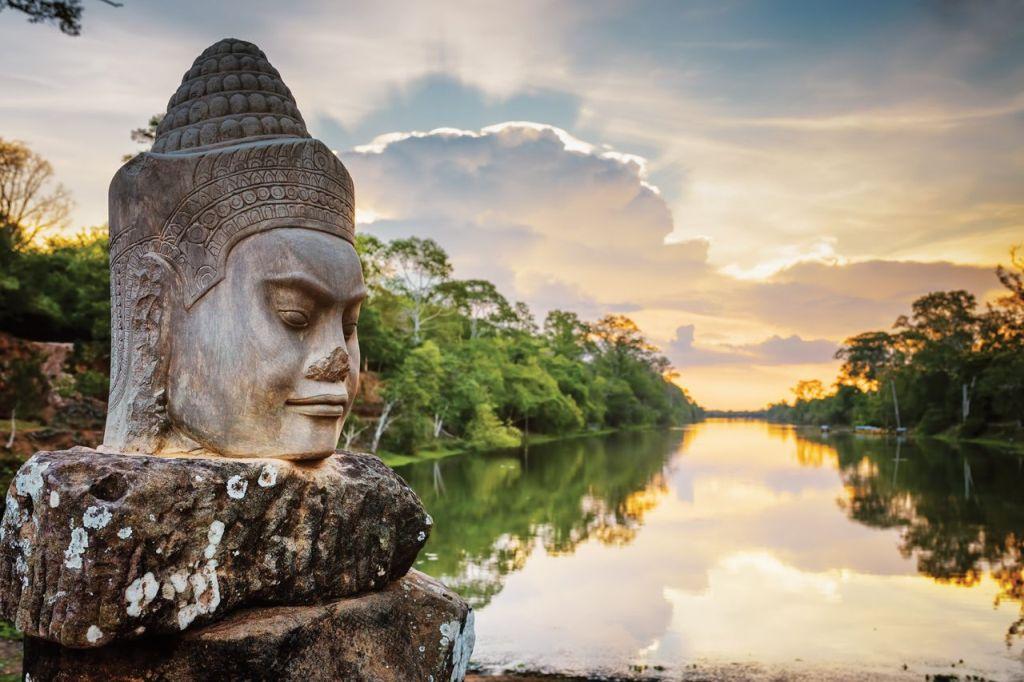 Conheça os templos de Angkor Wat, no Camboja