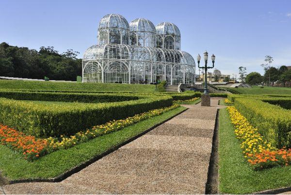 Curitiba é opção para turistas   Divulgação