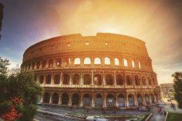 1 - Coliseu, Roma | Pixabay