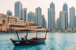 7 - Dubai (Emirados Árabes): 16.328.300 chegadas em 2019 | Pixabay