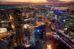 17 - Melbourne - Austrália | Pixabay