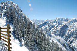 Destinos com neve nos Estados Unidos