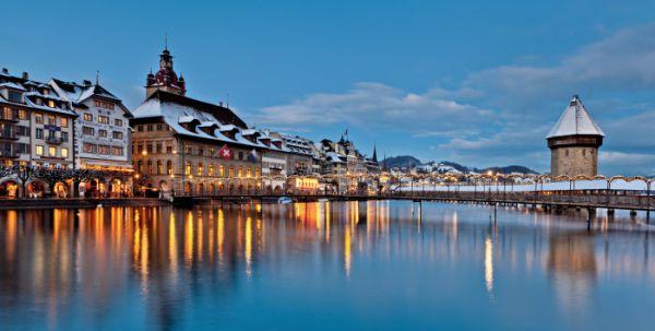 Lucerna e Monte Titlis é considerada a porta de entrada para os Alpes | Divulgação