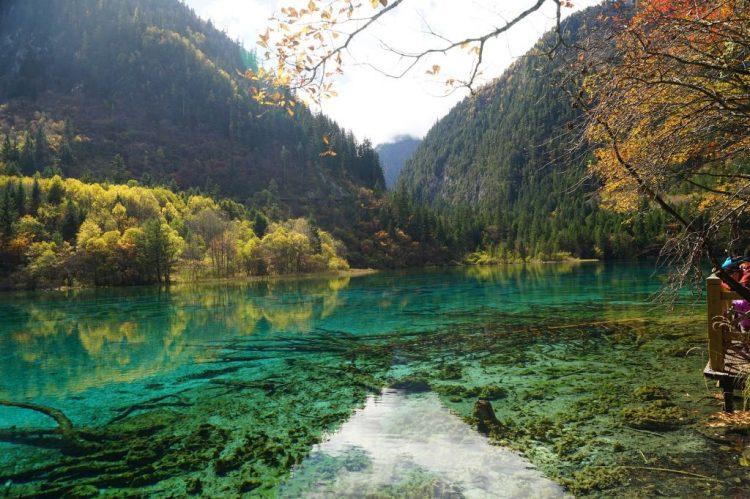 11 - Parques Nacionais, China | Pixabay