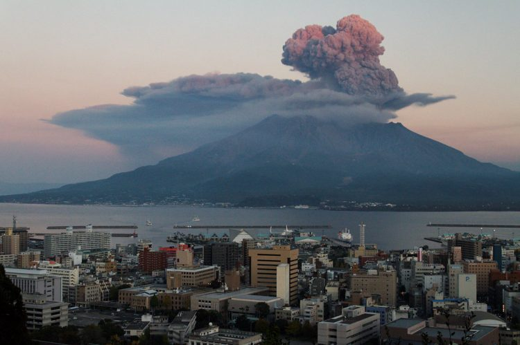 Sakurajima, Japão | KimonBerlin on Visual hunt / CC BY-SA