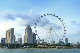 Singapore Flyer, Singapura | Pixabay