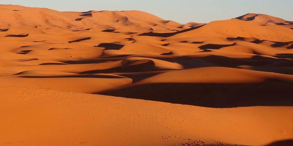 Deserto do Saara, África   Pixabay