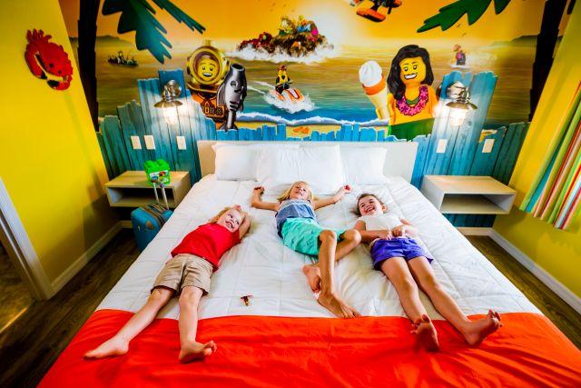 Hotel na Legoland