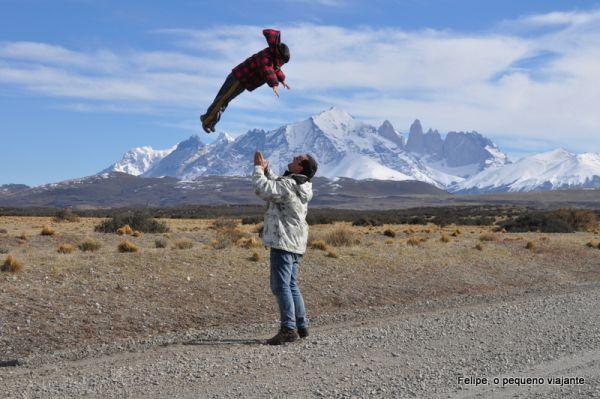 A família sempre se programa para viajar durante os períodos de férias | Divulgação